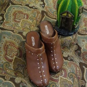 Michael Kors Clogs 6.5